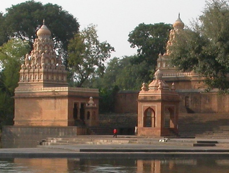 The two temples
